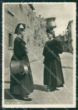Chieti Lanciano Costumi Foto FG cartolina ZK5423