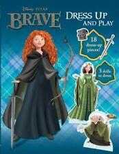 Disney Brave Doll Dressing Book (Disney Pixar Brave Film Tie in),Disney