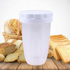 New listing Flour Sieve Bolt Cocoa Sifter Hand-Held Shaker Flour Sieve Kitchen Baking T~er