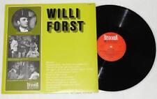 WILLI FORST LP Vinyl Schlager 1934 Bel Ami Historia * TOP