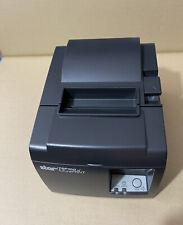 Star TSP100 TSP143U 80mm Thermal Receipt Bill Printer, USB Connection Only