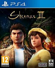 Shenmue III 3 | PlayStation 4 PS4 New