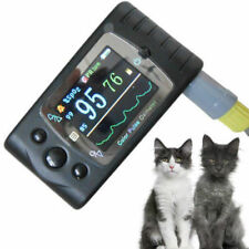 CONTEC Handheld Vet Veterinary Pulse Oximeter blood oxygen saturation Monitor