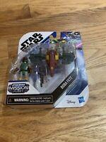 New! Star Wars Mission Fleet Boba Fett by Hasbro Disney