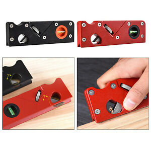 Woodworking Hand Shoulder Plane Edge Planing Trimming Chamfer Chisel Plane