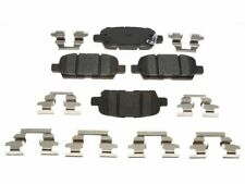 For 2004-2014 Nissan Maxima Brake Pad Set Rear AC Delco 87129SN 2005 2006 2007