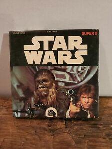 Vintage 1977 Star Wars Super 8 Film - Color & Sound - Ken F48 - UNTESTED