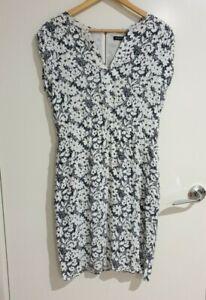 Sportscraft Floral Print Dress 12