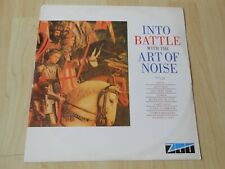The Art Of Noise Into Battle With The Art Of Noise 1983 LP Moments in love‎