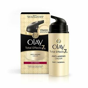 Olay Total Effects 7 in 1 Anti-Aging Day/Normal Cream - 20 Gram