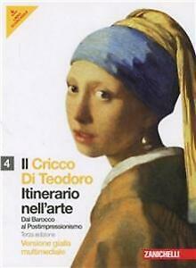 IL CRICCO DI TEODORO. ITINERARIO NELL'ARTE GIALLA - 9788808192493