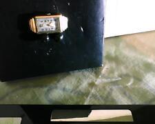 1 Lady Uhr Gold 20 Mikron Rubine, länge ca. 30 mm  Aegler / Rebberg antik RAR !