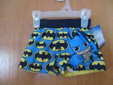 BATMAN Infant Swim Suit~ Size 0-3 Months~ NEW w/tags