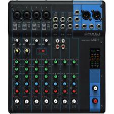 Yamaha mg10 - 10 canal Studio mesa de mezclas mezclador pa escenario-OVP & nuevo