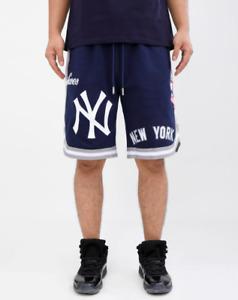 New York Yankees Pro Standard MLB Men's Navy Blue Shorts