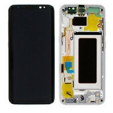 AFFICHAGE FULL LCD ENSEMBLE COMPLET gh97-20457b argent pour Samsung Galaxy S8