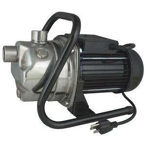 Star Water 1Hp Ss Sprinkler Pump