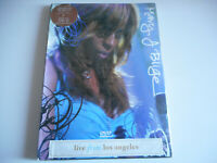 DVD NEUF - MANY A BLIGE / LIVE FROM LOS ANGELES