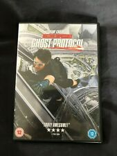 Mission Impossible Ghost Protocol  [DVD] - DVD **Fast Dispatch  - Free Postage**
