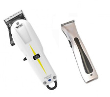 Wahl Cordless Super Taper Clipper and Beret Trimmer