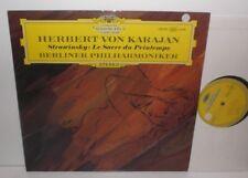 138 920 Stravinsky Le Sacre Du Printemps Berlin Philharmonic Orch  Von Karajan