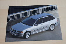 SV0681) BMW 3er Reihe E46 Touring Pressefoto 1999