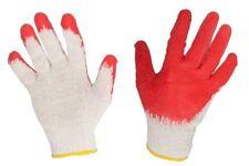 12 Paar Latex-Strickhandschuhe Arbeitshandschuhe Montagehandschuhe Handschuhe