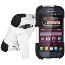 AMZER DOUBLE LAYER HYBRID HARD SOFT CASE + STAND FOR SAMSUNG GALAXY RING M840