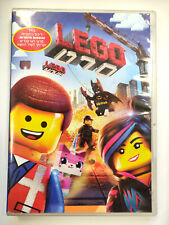 The LEGO Movie (DVD, Includes a Poster, English, Hebrew, Hungerian, Romanian)