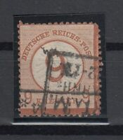 X2216/ GERMANY REICH – MI # 30 USED SIGNED SOMMER BPP – CV 660 $