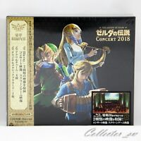 3 - 7 Days | The Legend of Zelda Concert 2018 CD + Blu-ray Limited Edition