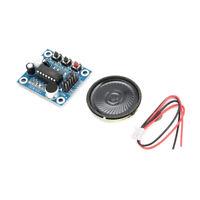 ISD1820 Sound Voice Recording & Playback Module Arduino PI + 0.5W Loudspeaker