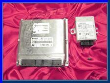 BMW E39 5'ies 3.0d M57 Motore DIESEL ECU DDE Set EWS Chip Per Chiave Del Telecomando