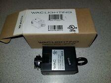 Wac Lighting Track Pendant Adapter H-LOOP-BK (Black hanging / suspension lamp)