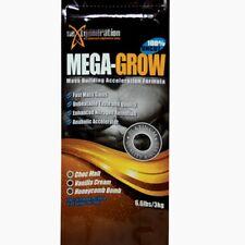 Megagrow Mass Gainer Protein Powder 3kg Next Generation Supplements Vanilla