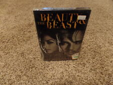BEAUTY & THE BEAST FIRST SEASON 1 ONE dvd BRAND NEW FACTORY SEALED tv show