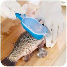 Fischschuppenentferner Mit Deckel & Messer Fish Scale Remover Scraper With Cover