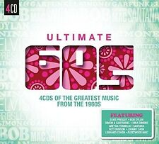 Various Artists - Ultimate 60S [New CD] UK - Import