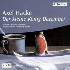 Axel Hacke Der kleine König Dezember (1996, Sprecher: Winfried Glatzeder,.. [CD]