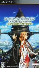 Used Sony PSP Sword Art Online: Infinity Moment Japan Import Free Shipping