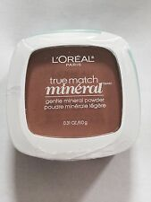 (1) NEW Sealed True Match Mineral Gentle Mineral Powder Compact , You Choose