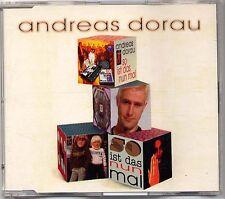 Andreas Dorau - So Ist Das Nunmal, 4-Track CD