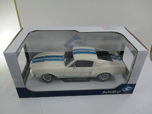 SHELBY MUSTANG GT500 1967 SOLIDO 1/18