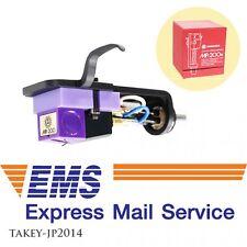 EMS Shipping NAGAOKA MP-200H Cartridge & Headshell MP type Japan with Tracking