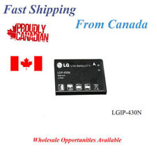 LG LGIP-430N Li-Ion Battery  for MN240 UN430 LN240 GS390 Prime LN240 LX370 New