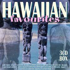 VARIOUS ARTISTS - HAWAIIAN FAVOURITES [GOLDIES] USED - VERY GOOD CD