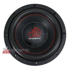 "Massive Audio TOROX 104 Car 10"" Toro X Series Dual 4-Ohm Subwoofer2,400W Sub"