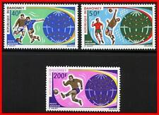 DAHOMEY 1970 MEXICO WORLD SOCCER/FOOTBALL CUP MNH CV$5.20 SPORTS (E15)