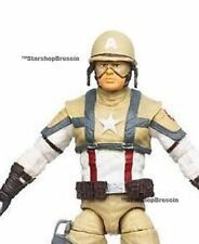 CAPTAIN AMERICA - Desert Battle Marvel Universe Action Figure Hasbro