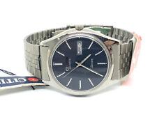 CITIZEN Seven Vintage Watch Orologio NOS New Nuovo Anni 1980 Steel Acciaio